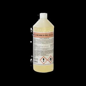 Chemico WC olaj - Tisztító és illatosító olaj