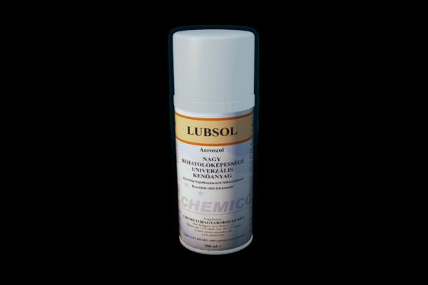 Lubsol - Univerzális tisztító és kenőanyag