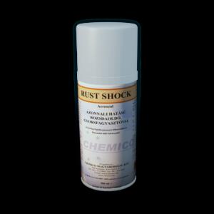 Rust Shock - Azonnali hatású rozsdaoldó, gyorsfagyasztóval