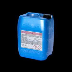 Stox -Vízkőoldó és tisztítószer koncentrátum
